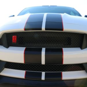 Ford Mustang GT350 2016