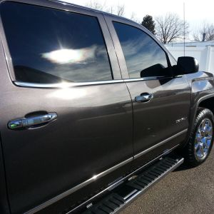 GMC Denali Grey 2014