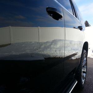 Jeep Grand Cherokee SRT8 Black 2013