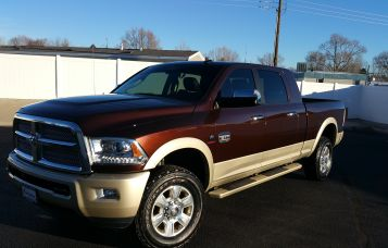 Crew Cab Truck Window Tinting Gift Certificate