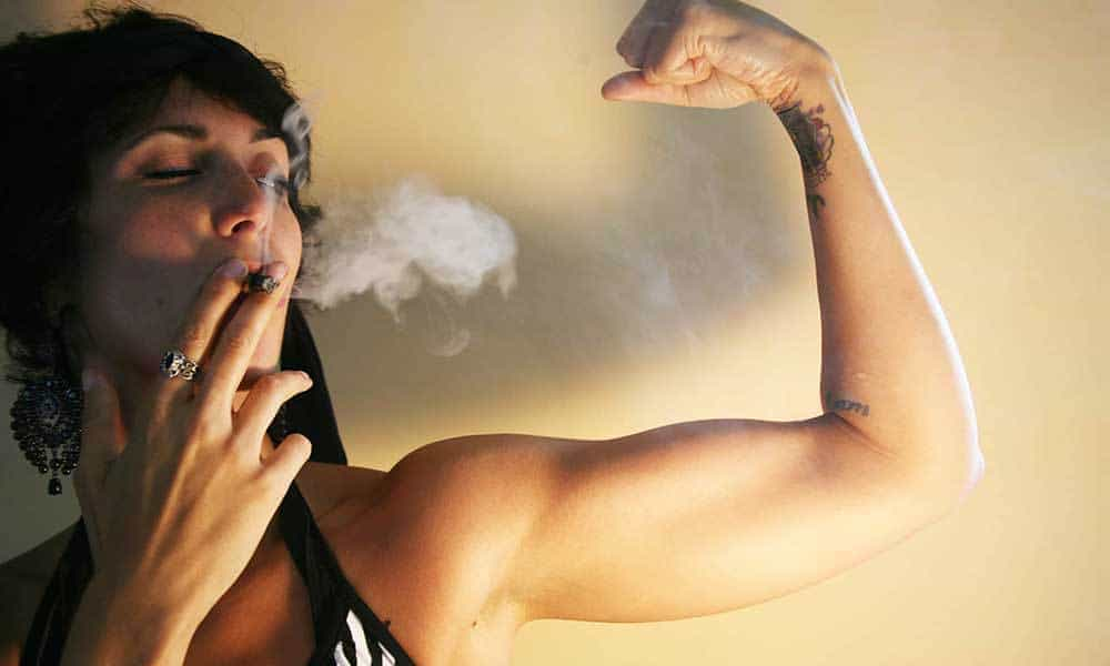 Natural Pain Relief: Cannabis for Working Out High