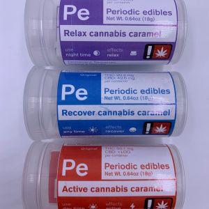 Periodic Caramels
