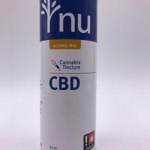 Nu Cannabis Tincture – CBD