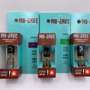 SOLD OUT Mo-Jave Half Gram Cartridges