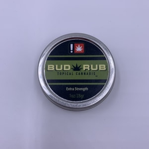 Bud Rub Extra Strength – 1 oz.