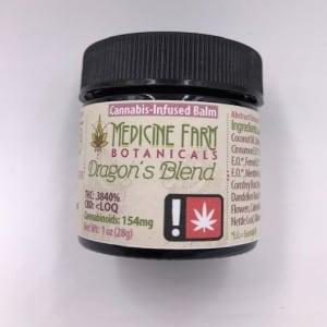 Medicine Farm Botanicals, Dragon's Blend Salve – 1 oz.