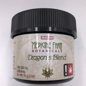 Medicine Farm Botanicals, Dragon's Blend Salve – 2 oz.