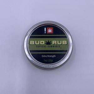 Bud Rub Extra Strength – 1 oz.