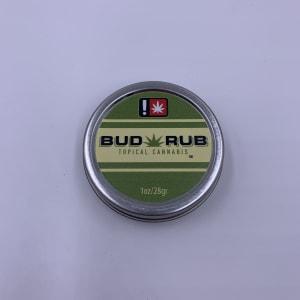 Bud Rub – 1 oz.
