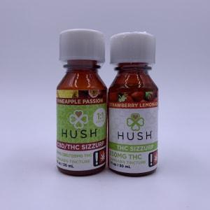 Hush Sizzurp THC Syrup