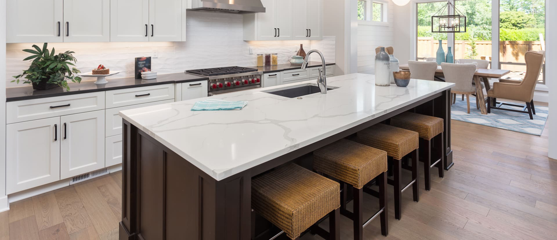 Quartz Countertop Instillation