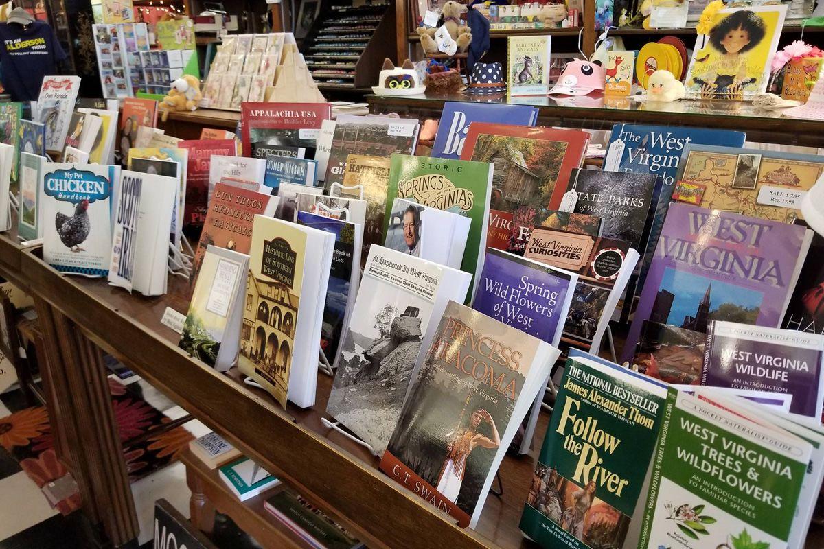Alderson's Store books 1200x800