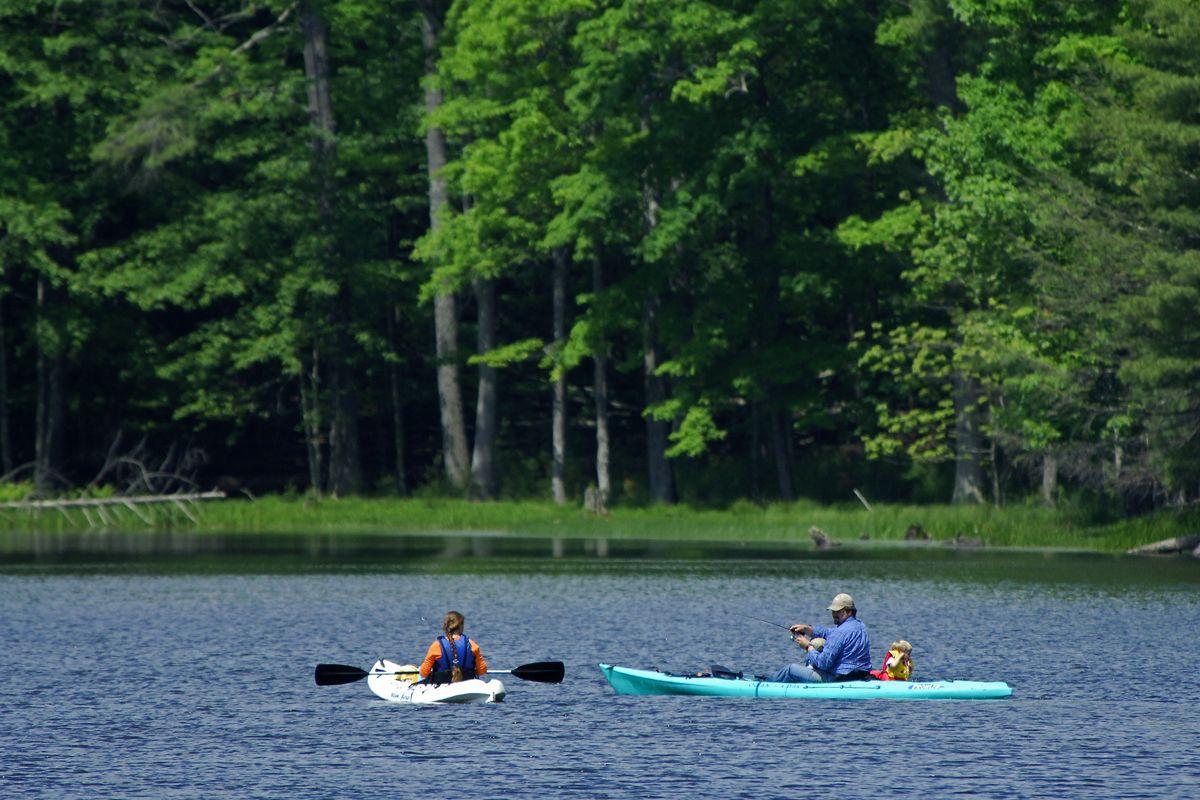 image lake sherwood fishing