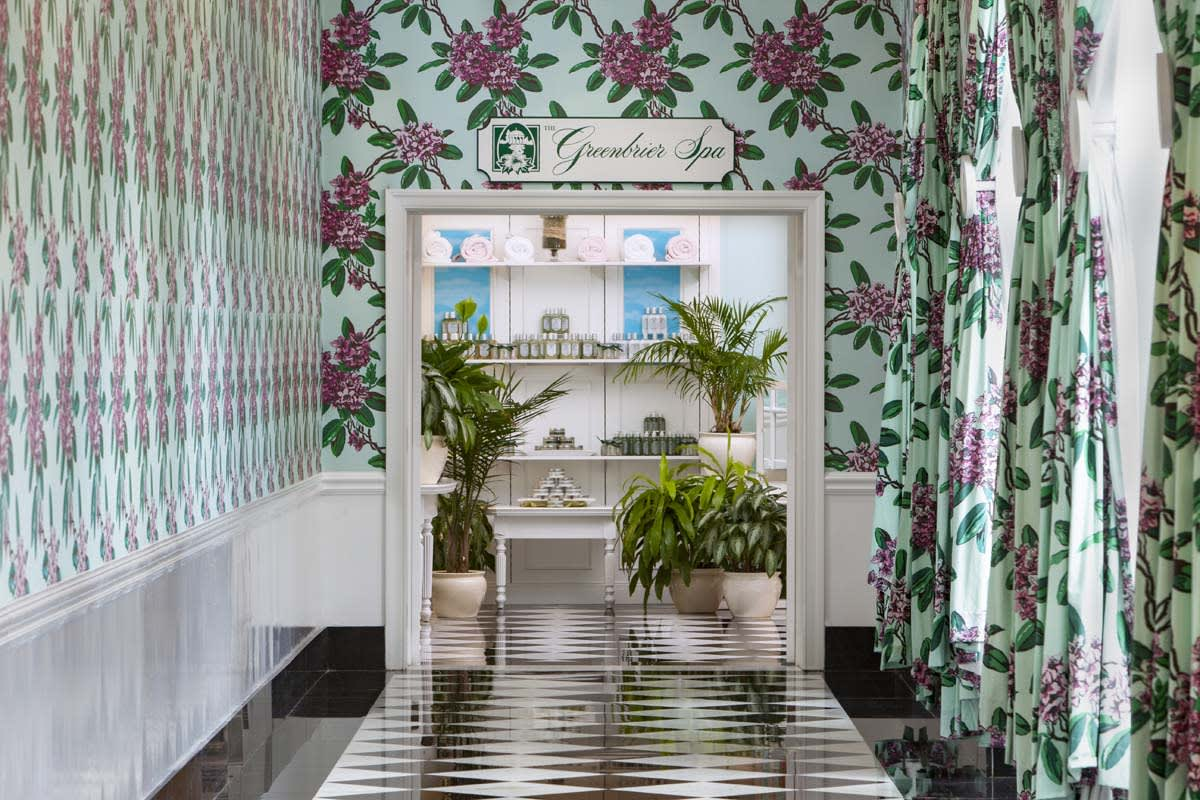 image the greenbrier spa entrance 1200x800