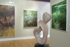 Lynn Boggess' new work opening at Cooper Gallery