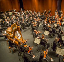 Carnegie Hall Presents: The WV Symphony Orchestra