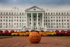 Halloween Weekend at The Greenbrier
