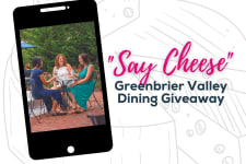 Greenbrier Valley Dining Giveaway