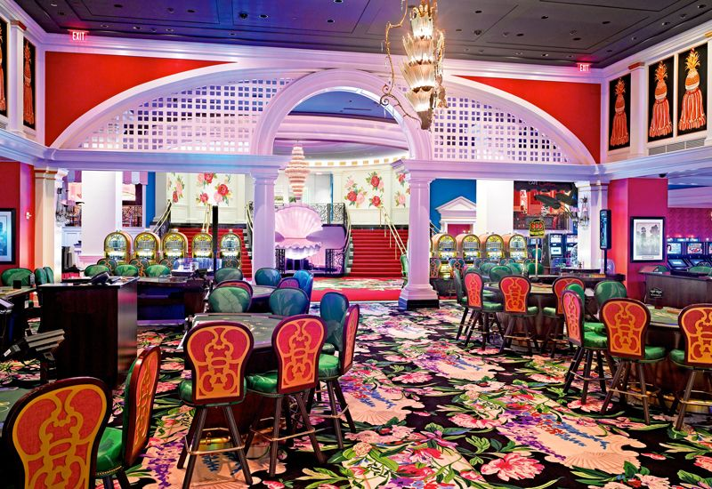 the casino club at the greenbrier resort