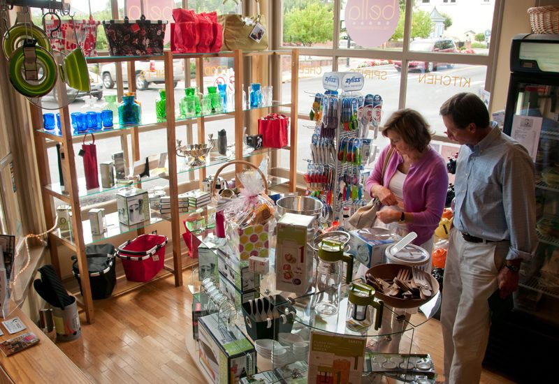 shopping in downtown lewisburg, wv