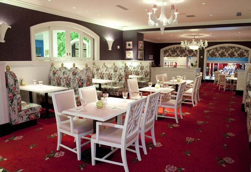 dining at the greenbrier resort