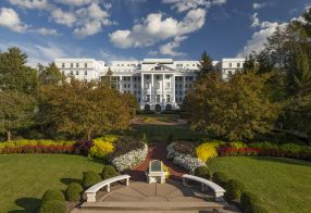 The Greenbrier Bed & Breakfast Package