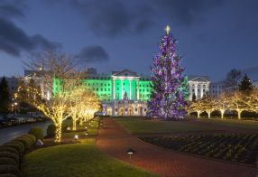 The Greenbrier Holiday Prelude Package
