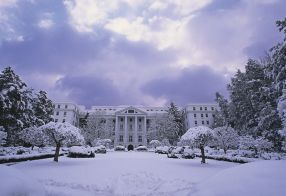 The Greenbrier Wintertime Package