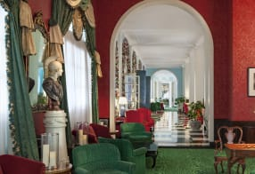 Romanitc Getaway Package at The Greenbrier