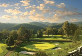 The Greenbrier Unlimited Golf Package