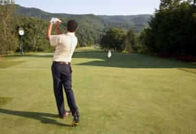 The Greenbrier Golf 8+ Package