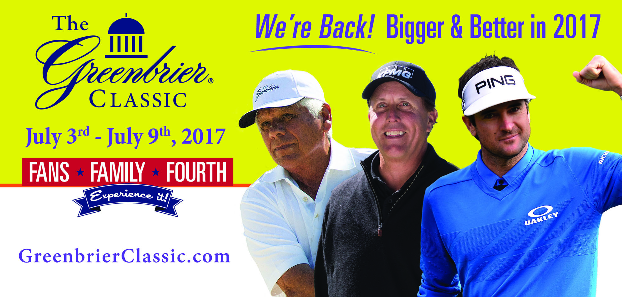 Image result for The Greenbrier Classic live pic logo