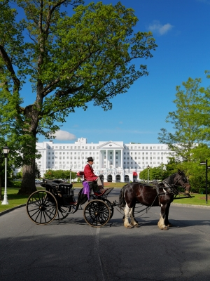 The Greenbrier Carriage Rides