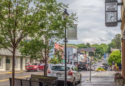 Dowtown Lewisburg Historic District