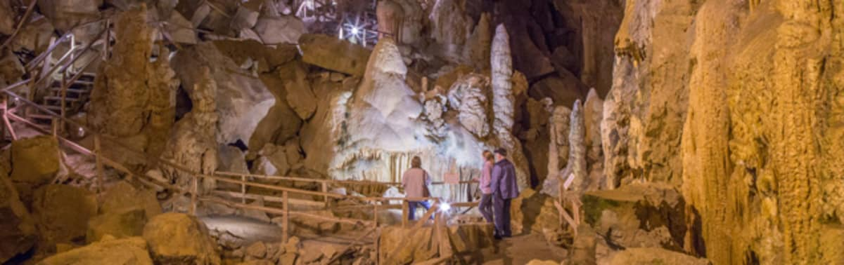 underground caving