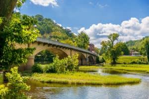 Alderson Memorial Bridge