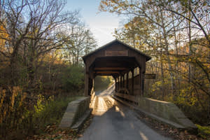 Herns Mill Covered Bridge