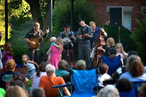 Carnegie Hall - Outdoor Concert