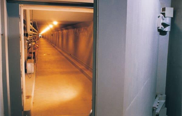 Bunker Door