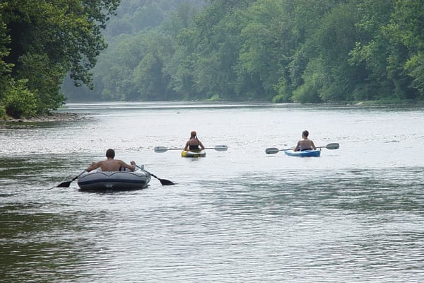 greenbrier river tubing