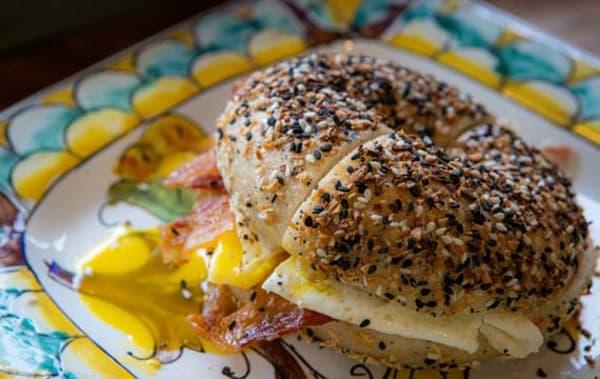 image corn + flour bagel sandwich 570x360