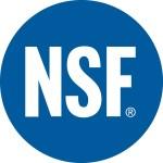 National Sanitation Foundation nsf certification logo mark