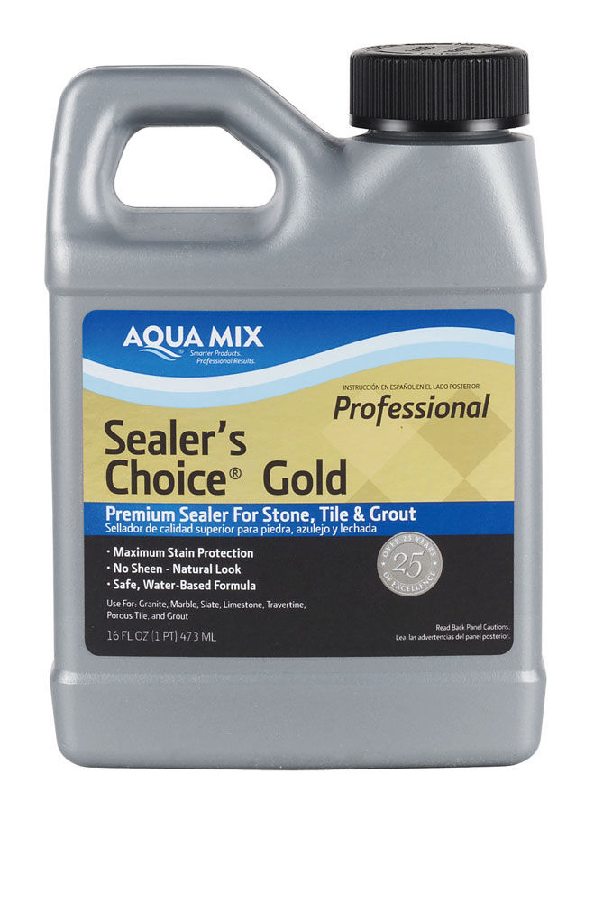 Aqua Mix Sealer S Choice Gold Non Toxic Long Lasting