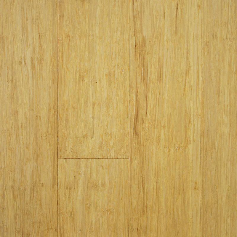 Ecofusion Strand Bamboo Flooring Natural