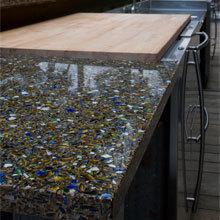 Vetrazzo Countertop EcoFriendly Stunning Recycled Glass