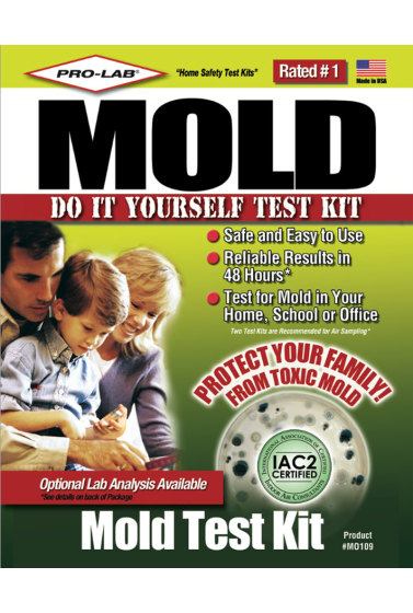 Pro lab mold test kit 48 hour mold test kit green building supply pro lab mold test kit solutioingenieria Image collections
