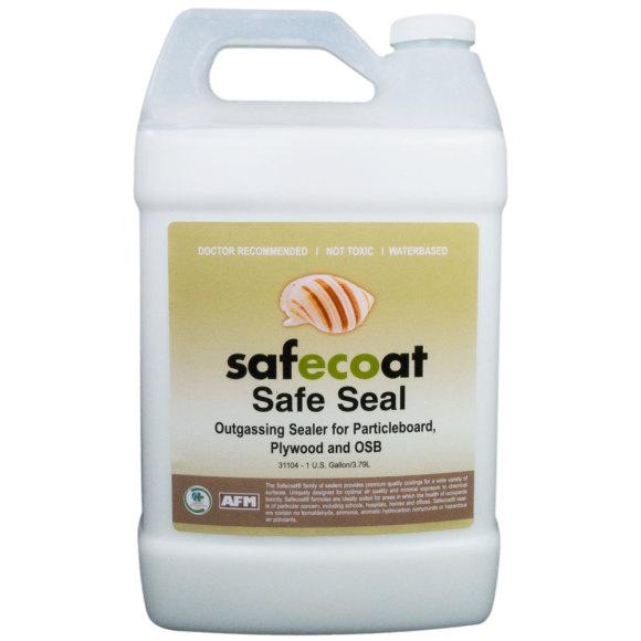 AFM SafeCoat, Safe Seal - Seal Off-Gassing of Toxic