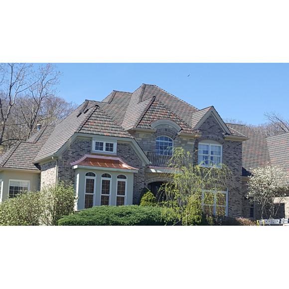 Brava, Old World Slate Roof Tiles - Eco-Friendly, Durable