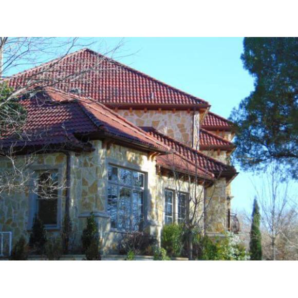 Brava, Spanish Barrel Roof Tiles - Eco-Friendly, Durable