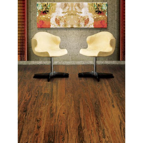 Tesoro Woods Densified Poplar Hardwood Flooring